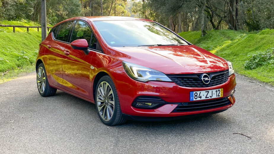 Opel Astra 2020 Portugal