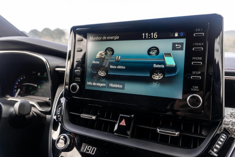 Toyota Corolla HB 1.8 Hybrid Exclusive