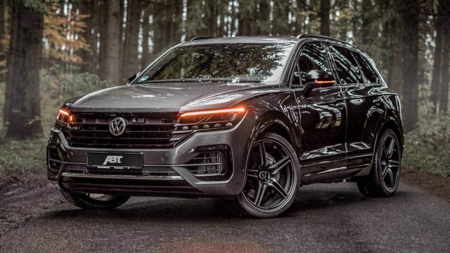 Volkswagen Touareg V8 TDI by ABT Sportsline