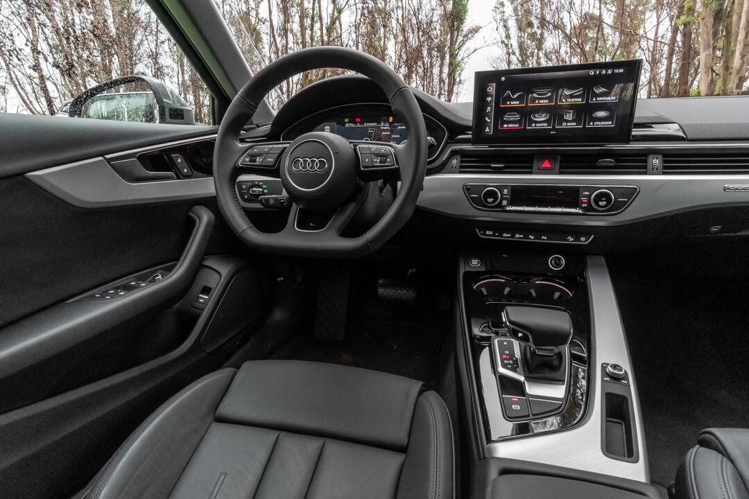 Audi A4 Allroad 40 TDI