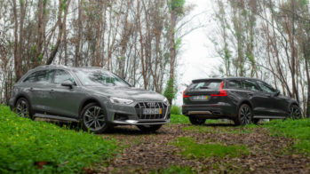 Audi A4 Allroad 40TDI vs Volvo V60 Cross Country D4