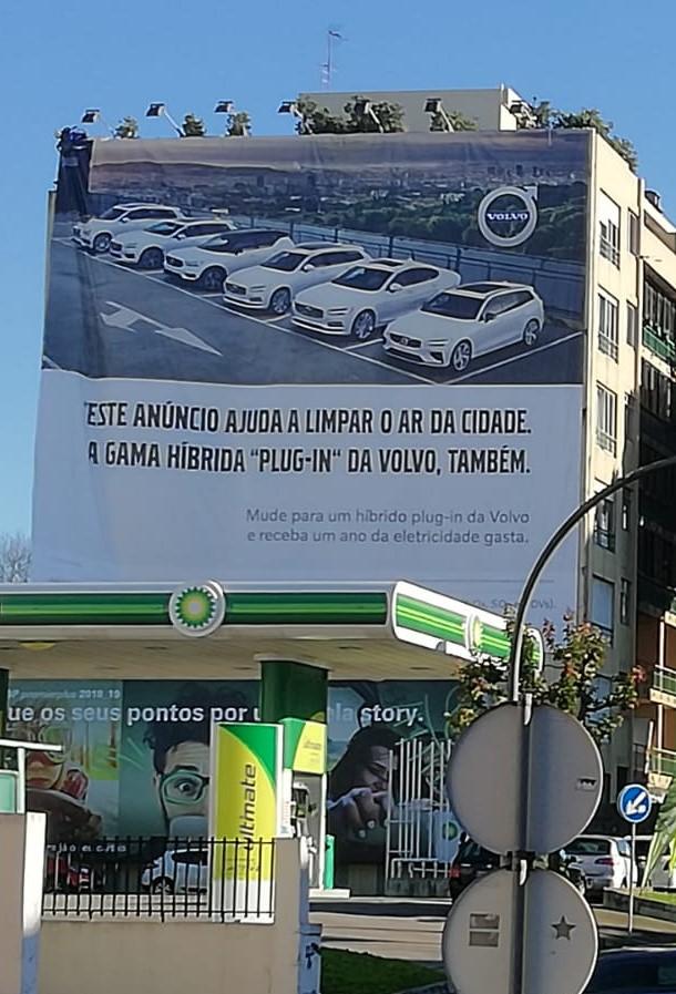 Volvo tela