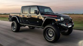 Hennessey Maximus 1000, Jeep Gladiator
