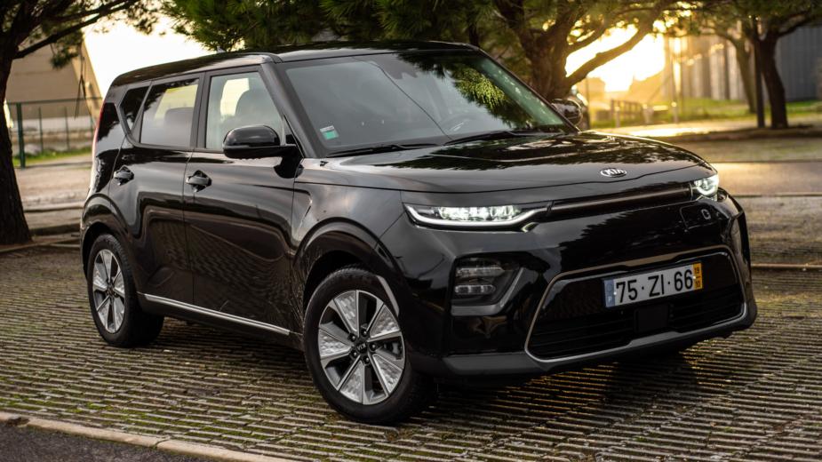 Kia Soul EV Portugal 2020