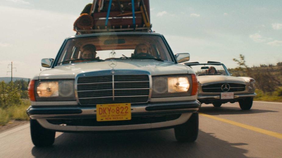 Mercedes-Benz EQC anúncio