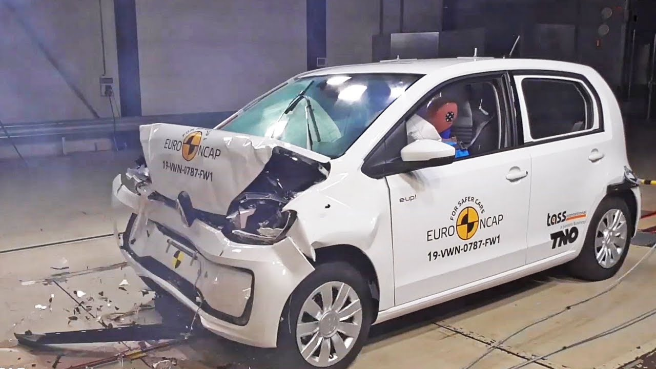 Volkswagen Up! Euro NCAP