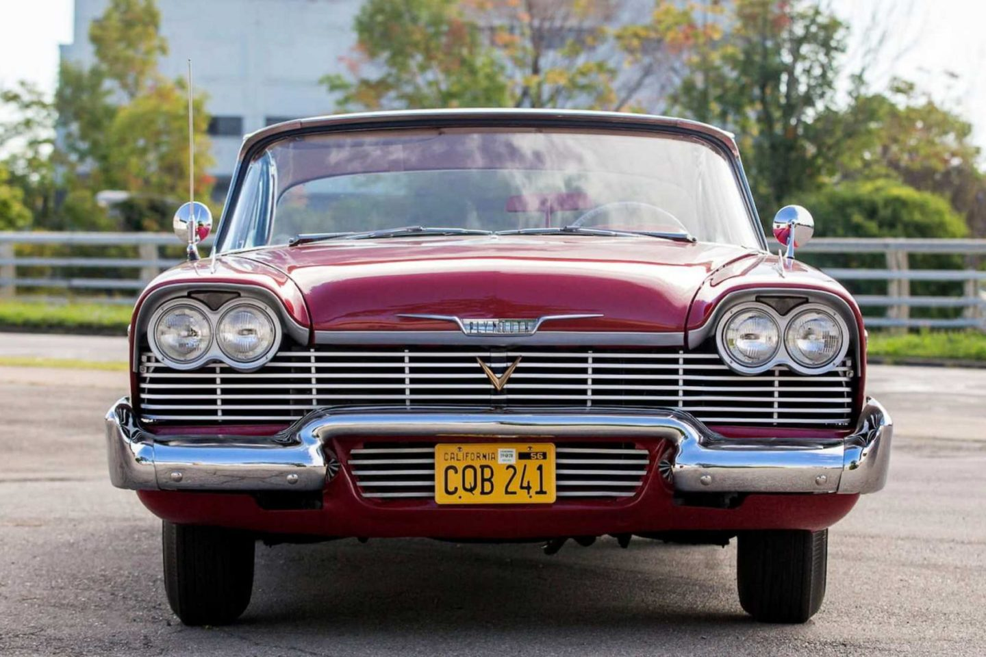 Christine, Plymouth Fury, 1958