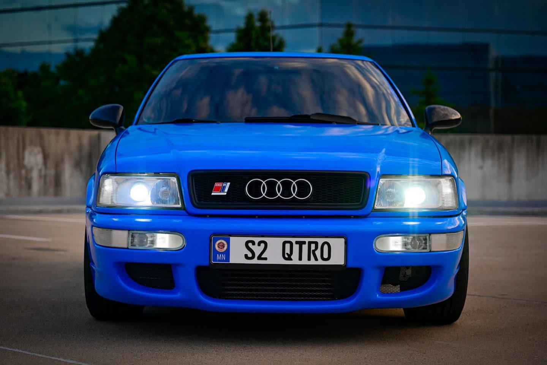 Audi Coupe RS2 quattro 1990