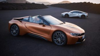 BMW i8 Roadster e i8 Coupe