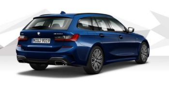 BMW M340d xDrive captura