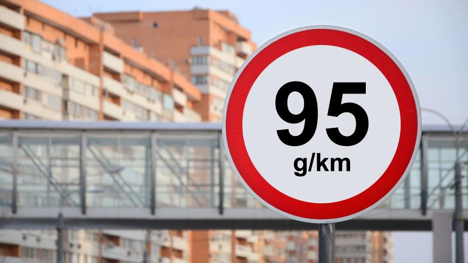 Emissões CO2 95 g/km