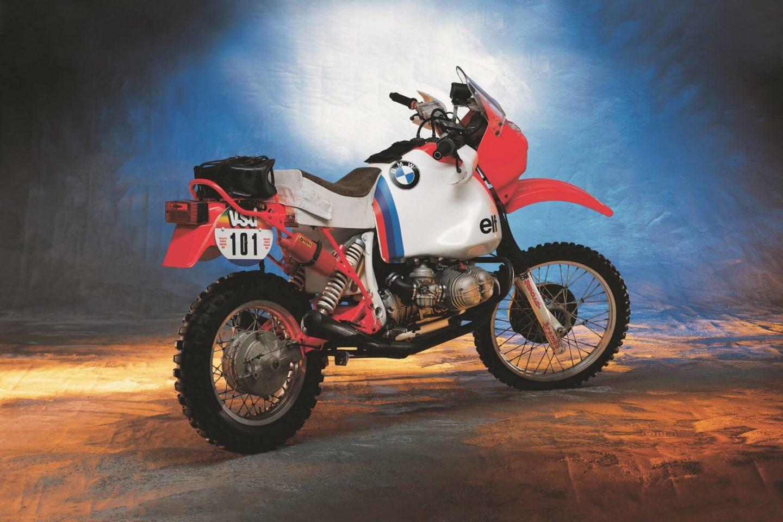 BMW R 80 GS Dakar