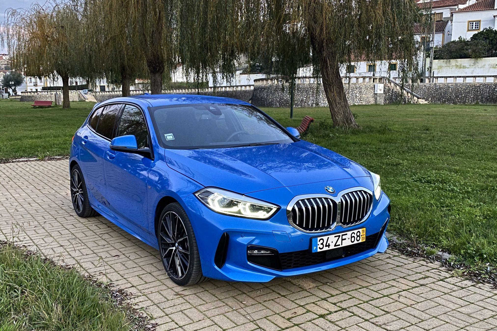 BMW Série 1 F40