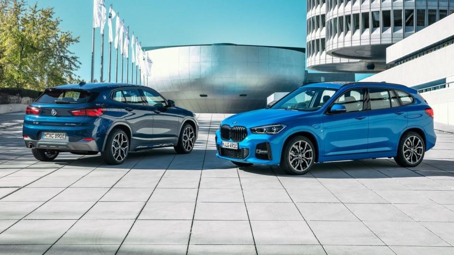 BMW X1 xDrive25e e BMW X2 xDrive25e