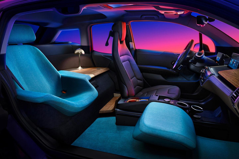 CES BMW i3
