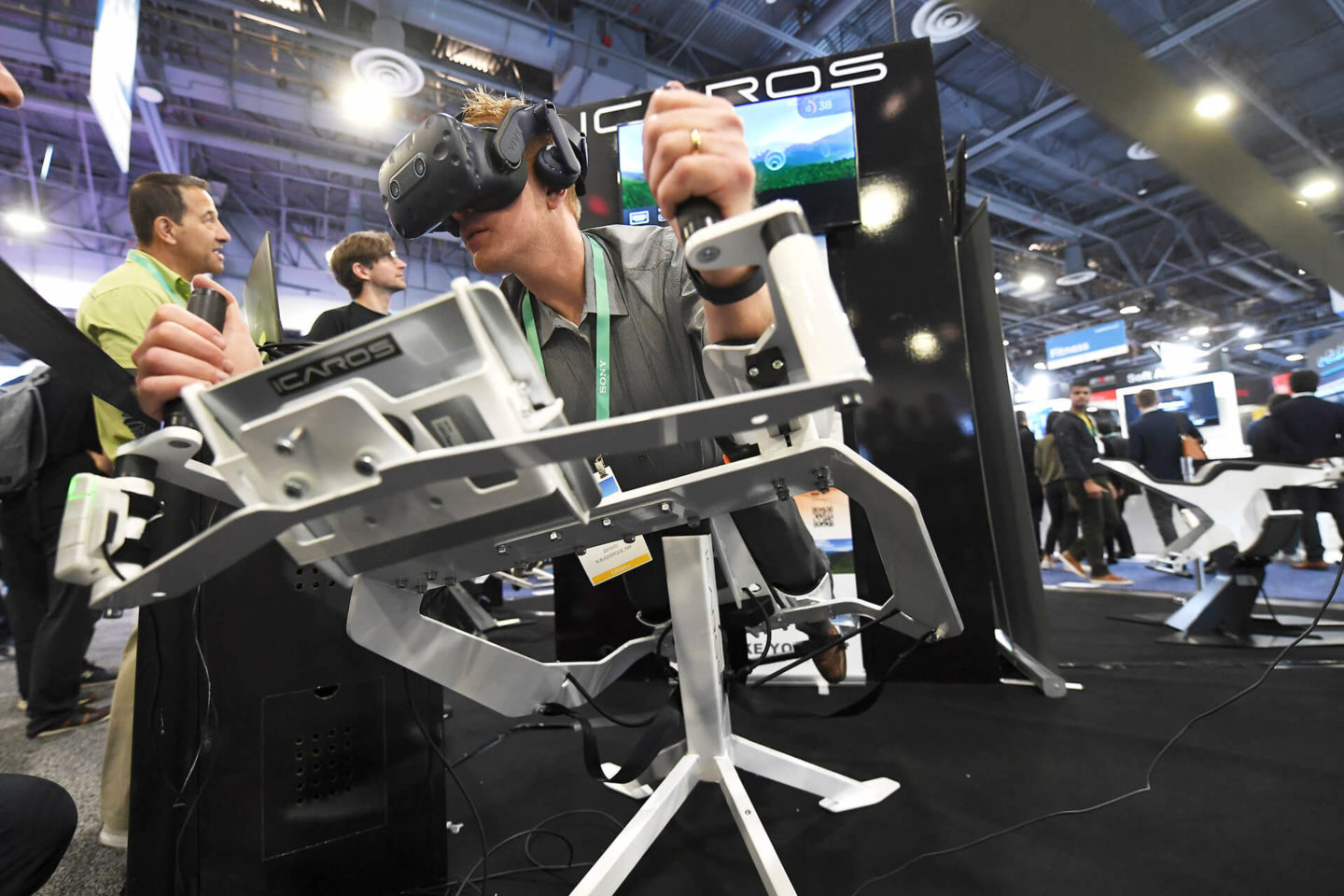 CES Digital fitness