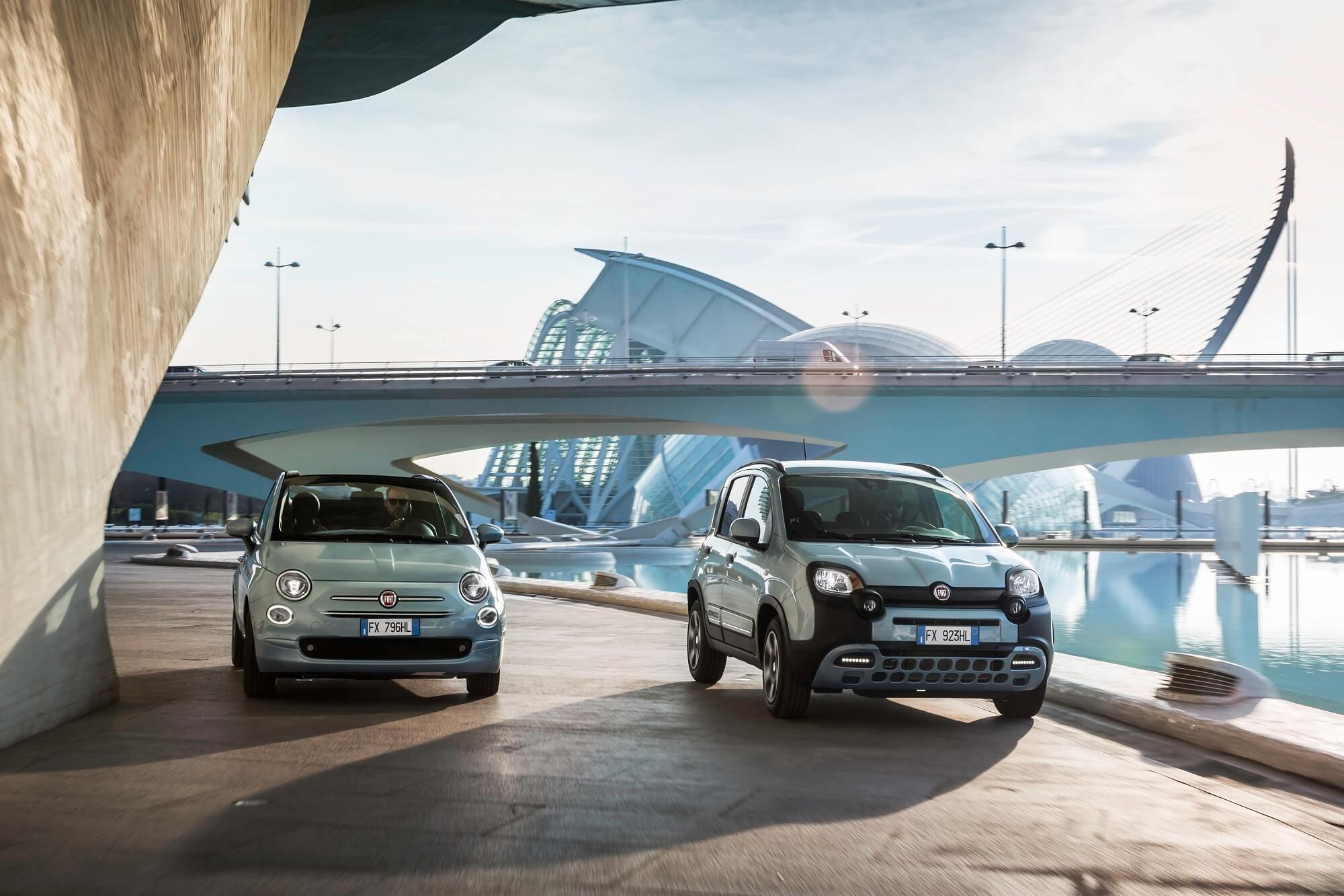 Fiat Panda Mild-Hybrid e 500 Mild Hybrid