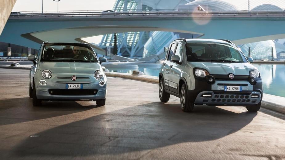 Fiat Panda e 500 mild-hybrid