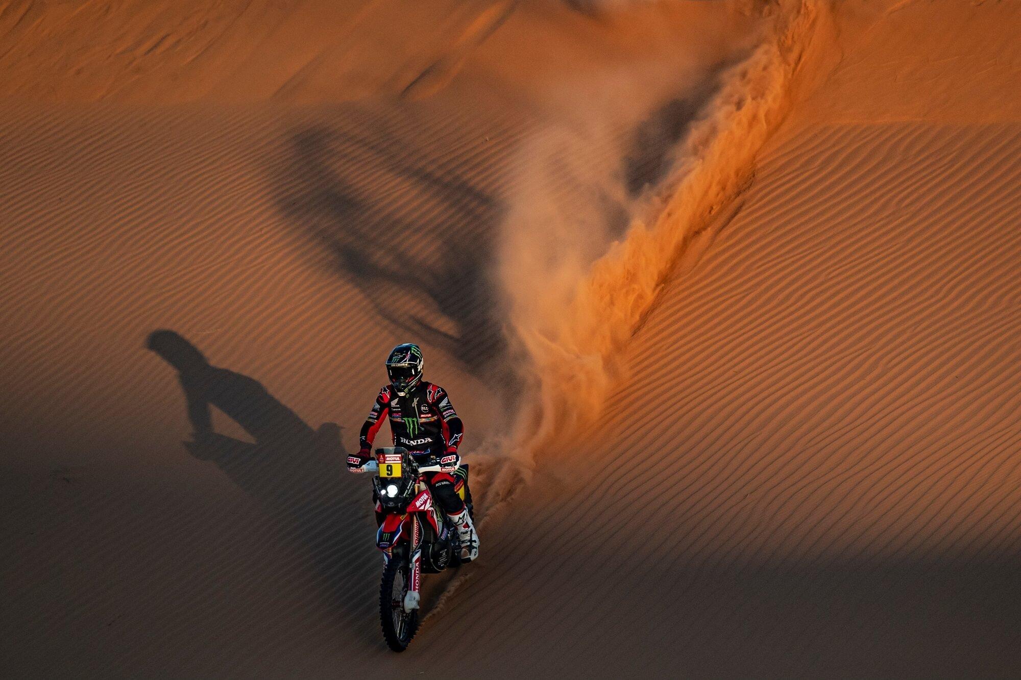 Honda Dakar 2020