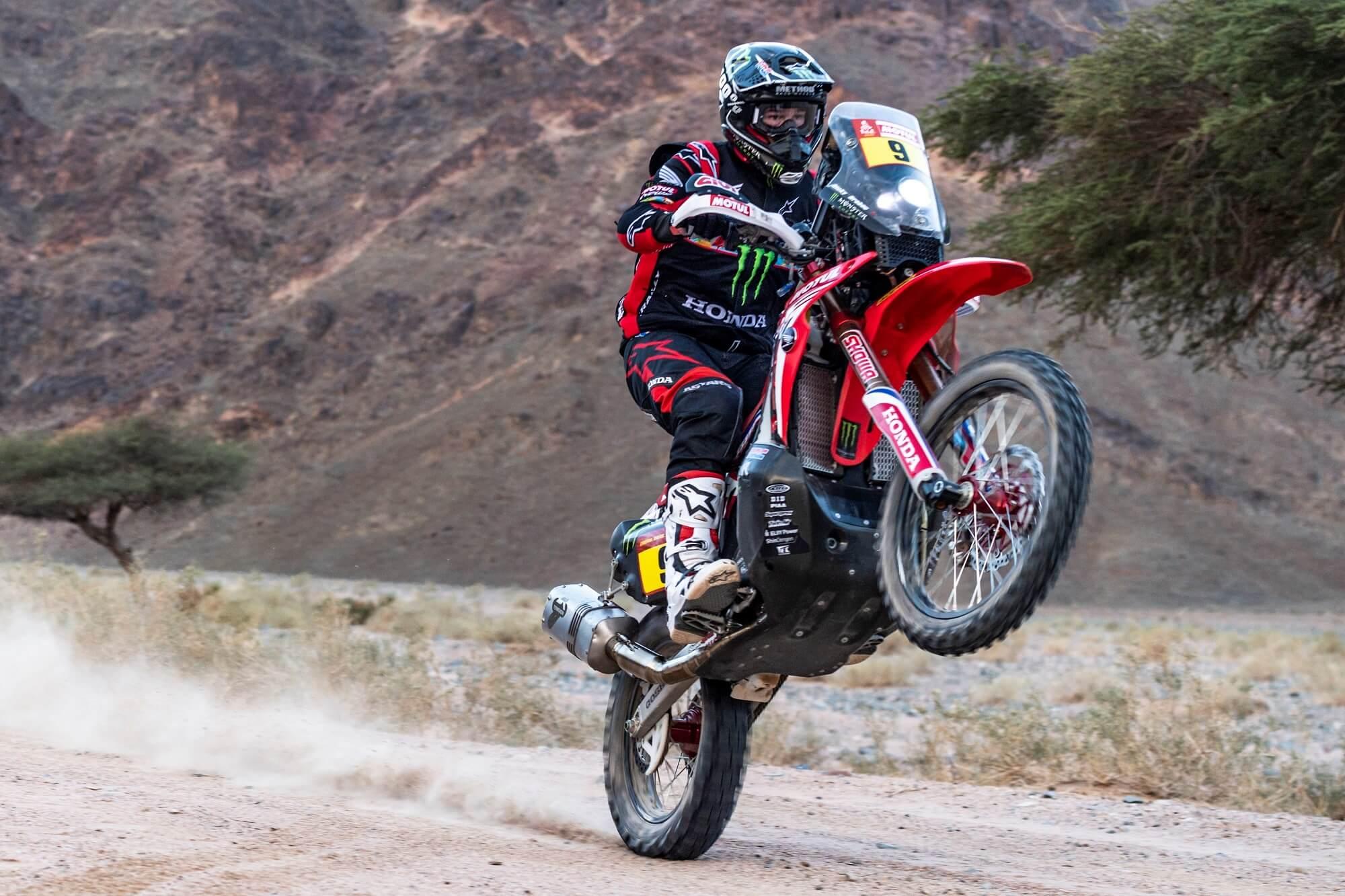 Honda Dakar