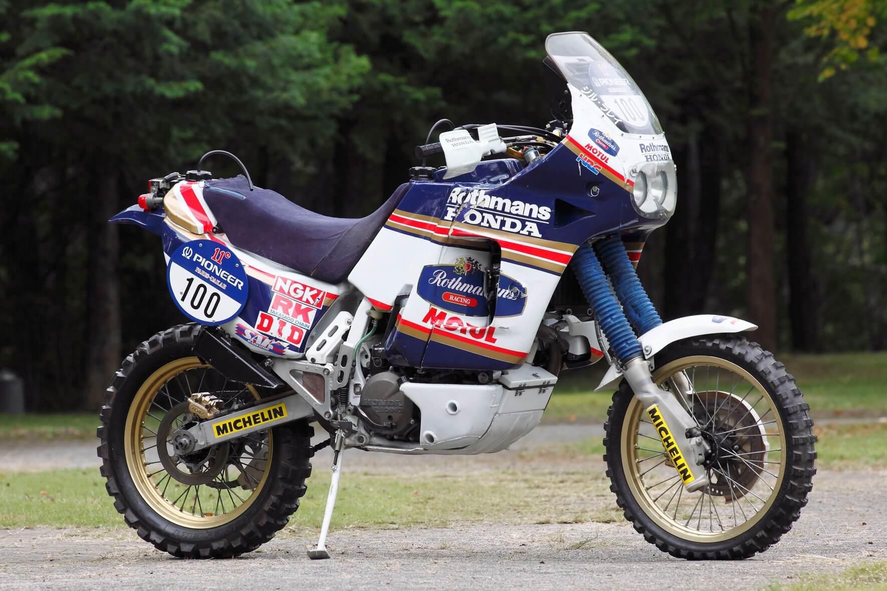 Honda NXR750 Dakar Africa Twin