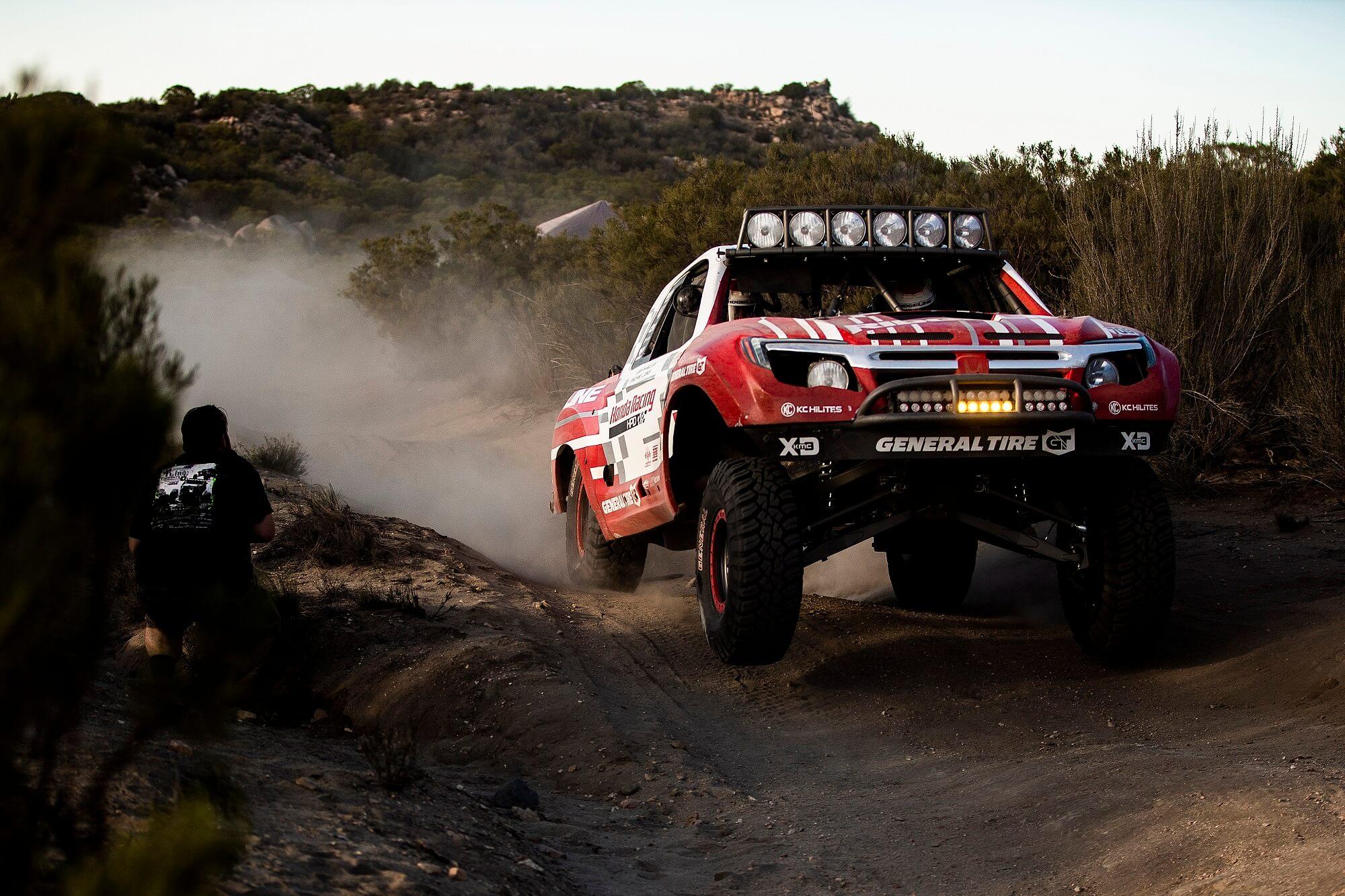 Honda Ridgeline Baja