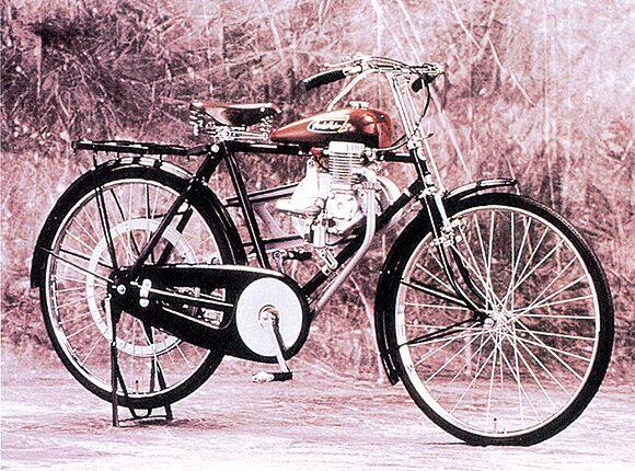 Honda Type A engine