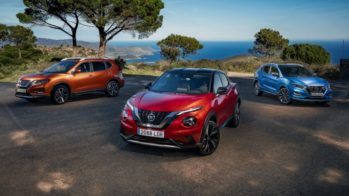 Nissan Crossover Domination