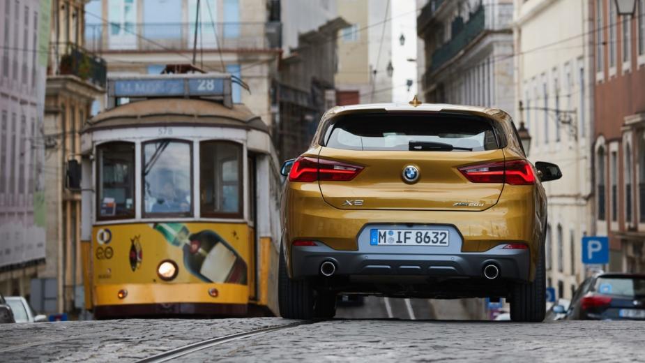 BMW X2, Lisboa