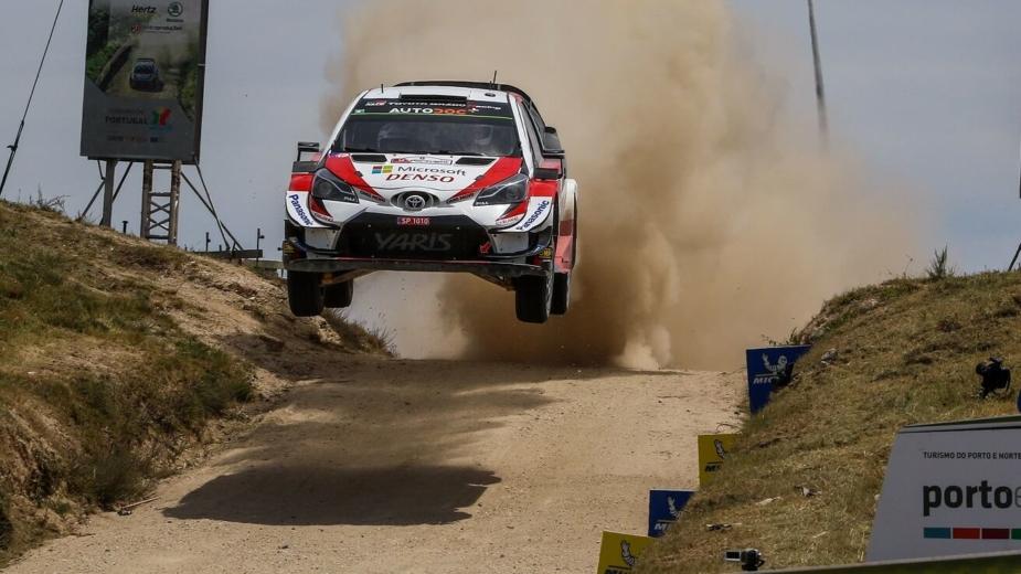 Rally de Portugal 2020