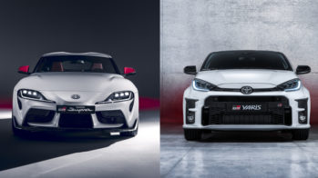 Toyota GR Supra e Toyota GR Yaris