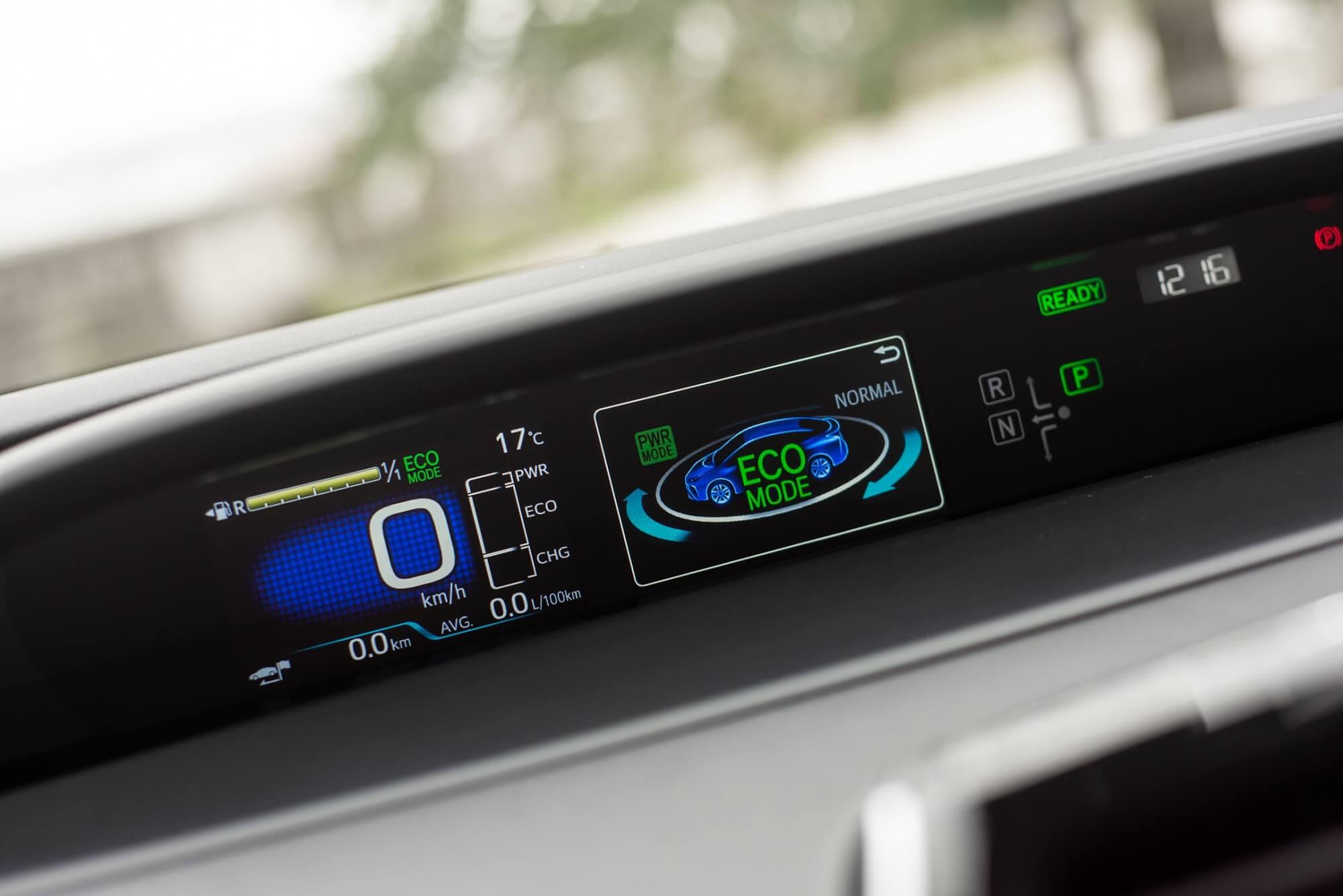 Toyota Prius AWD-i