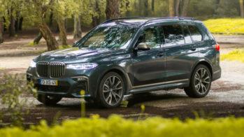 BMW X7 M50d 2020
