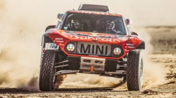 Mini Buggy Carlos Sainz Dakar 2020