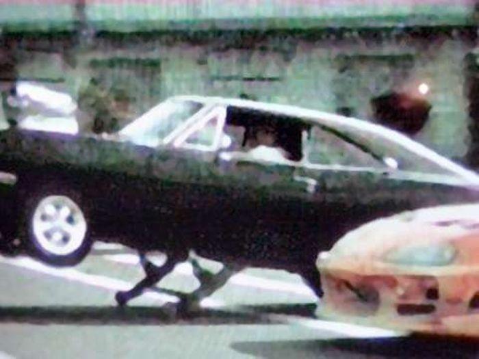 Dodge Charger Velocidade Furiosa cavalinho
