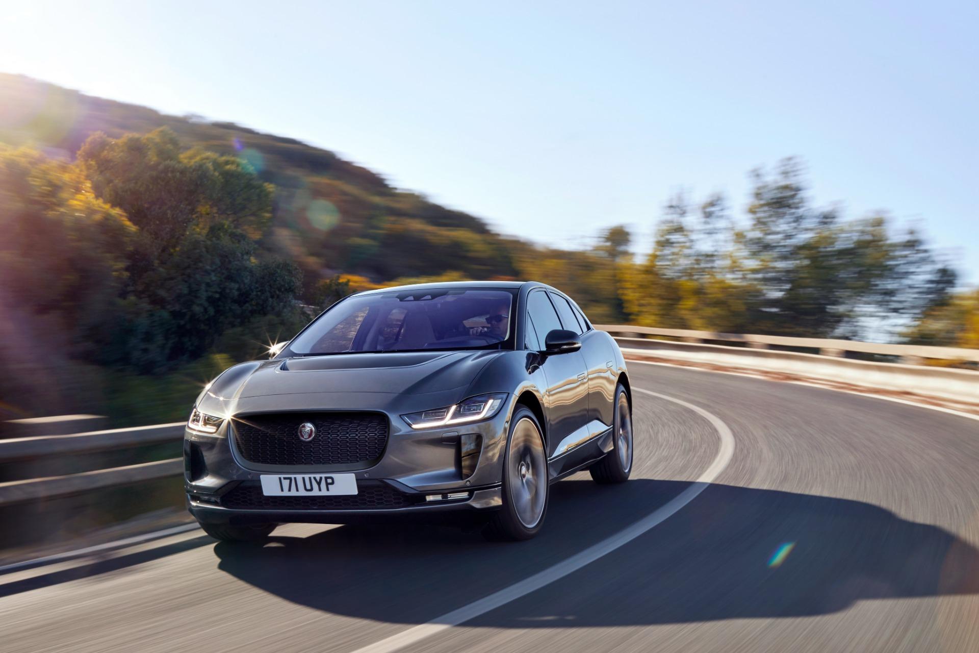 Jaguar I-Pace Portugal