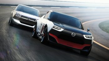Nissan IDx Nismo e IDx Freeflow