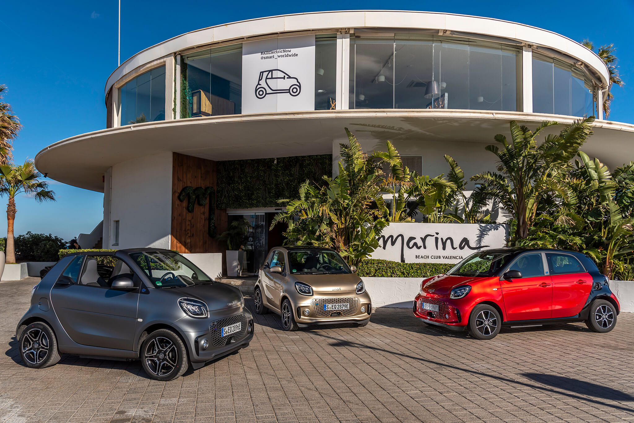 smart EQ fortwo cabrio, smart EQ fortwo, smart EQ forfour