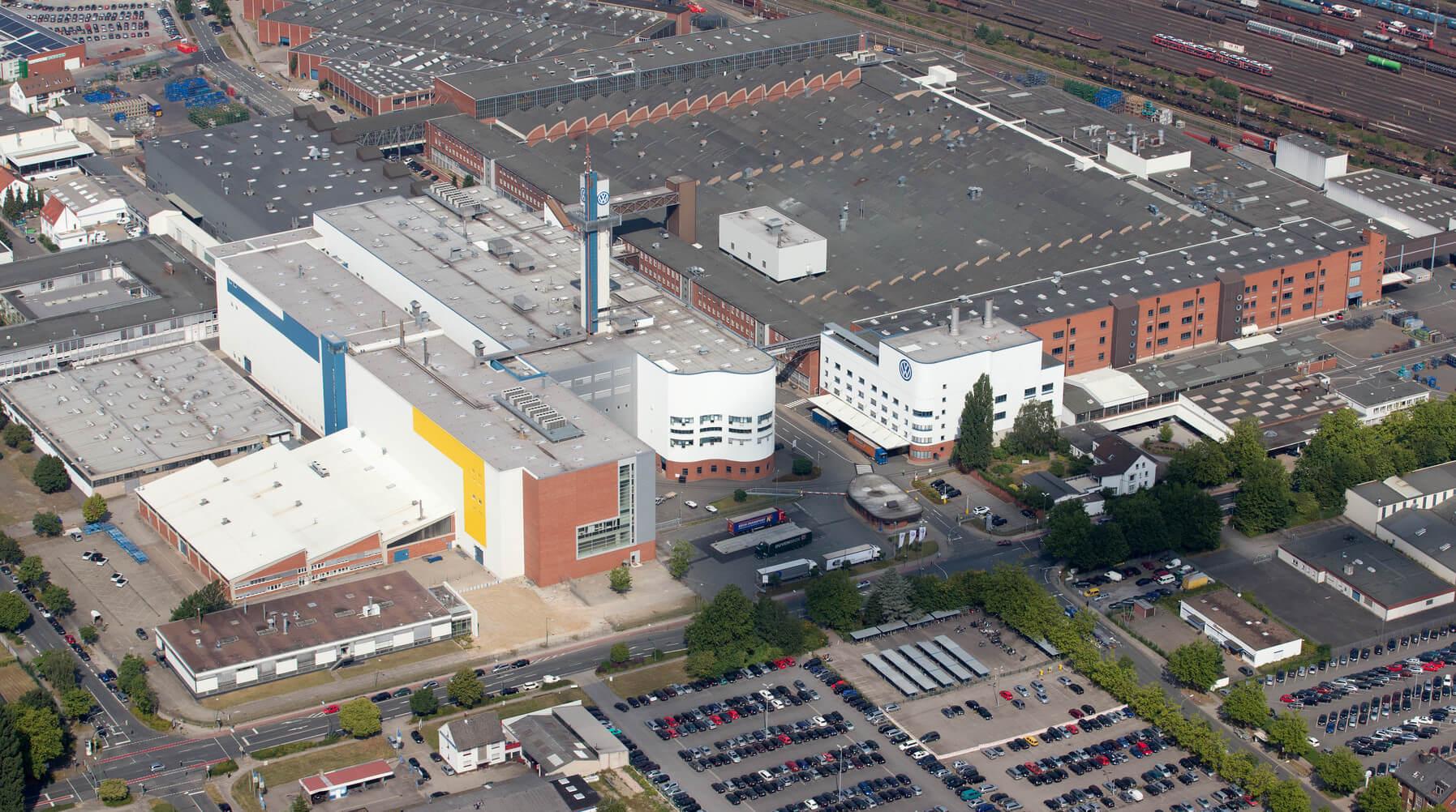 Fábrica de Osnabrück, Alemanha
