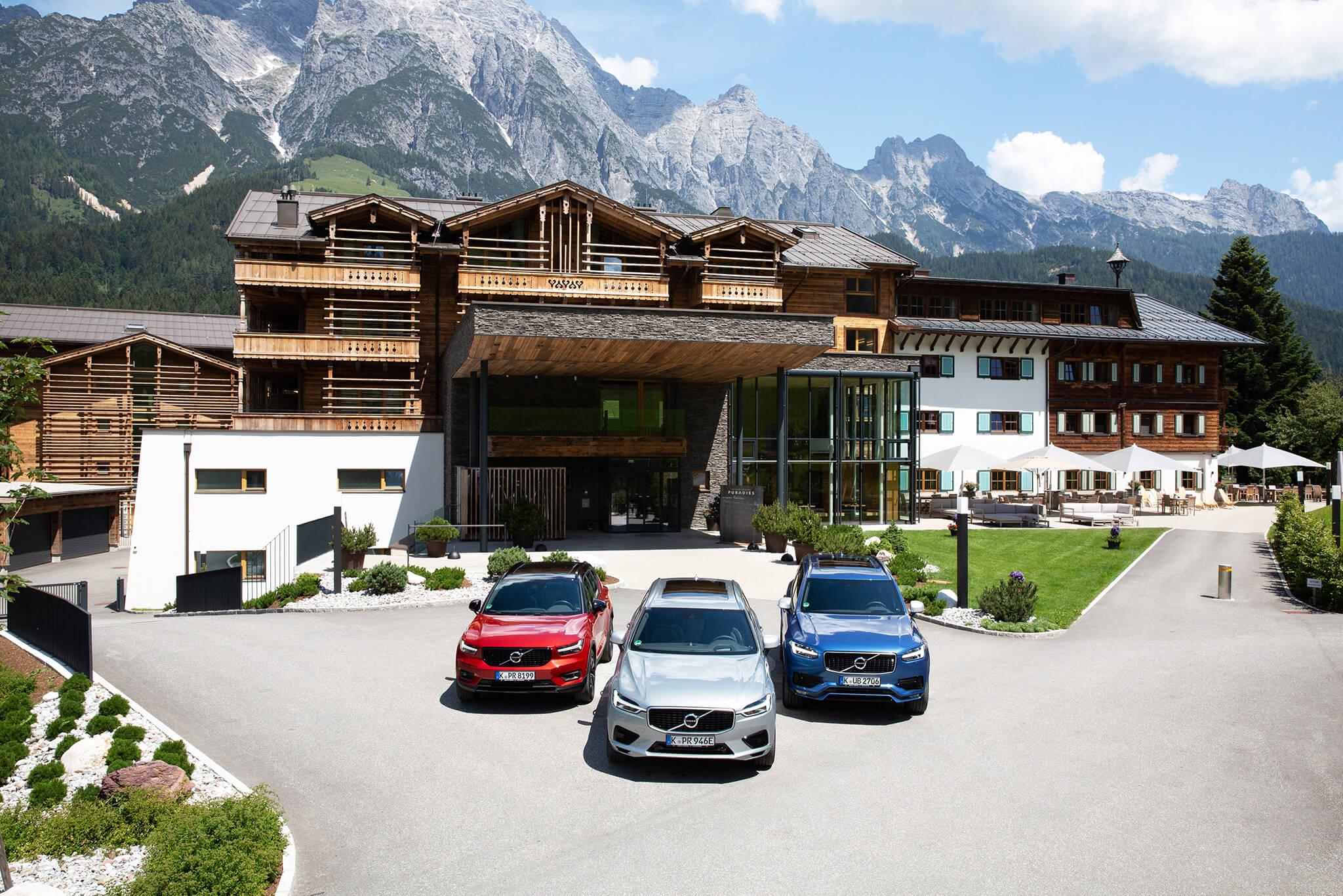 Volvo XC60, Volvo XC90, Volvo XC40