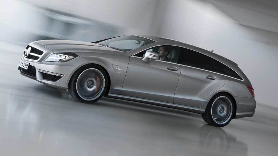 Mercedes-Benz CLS 63 Shooting Brake