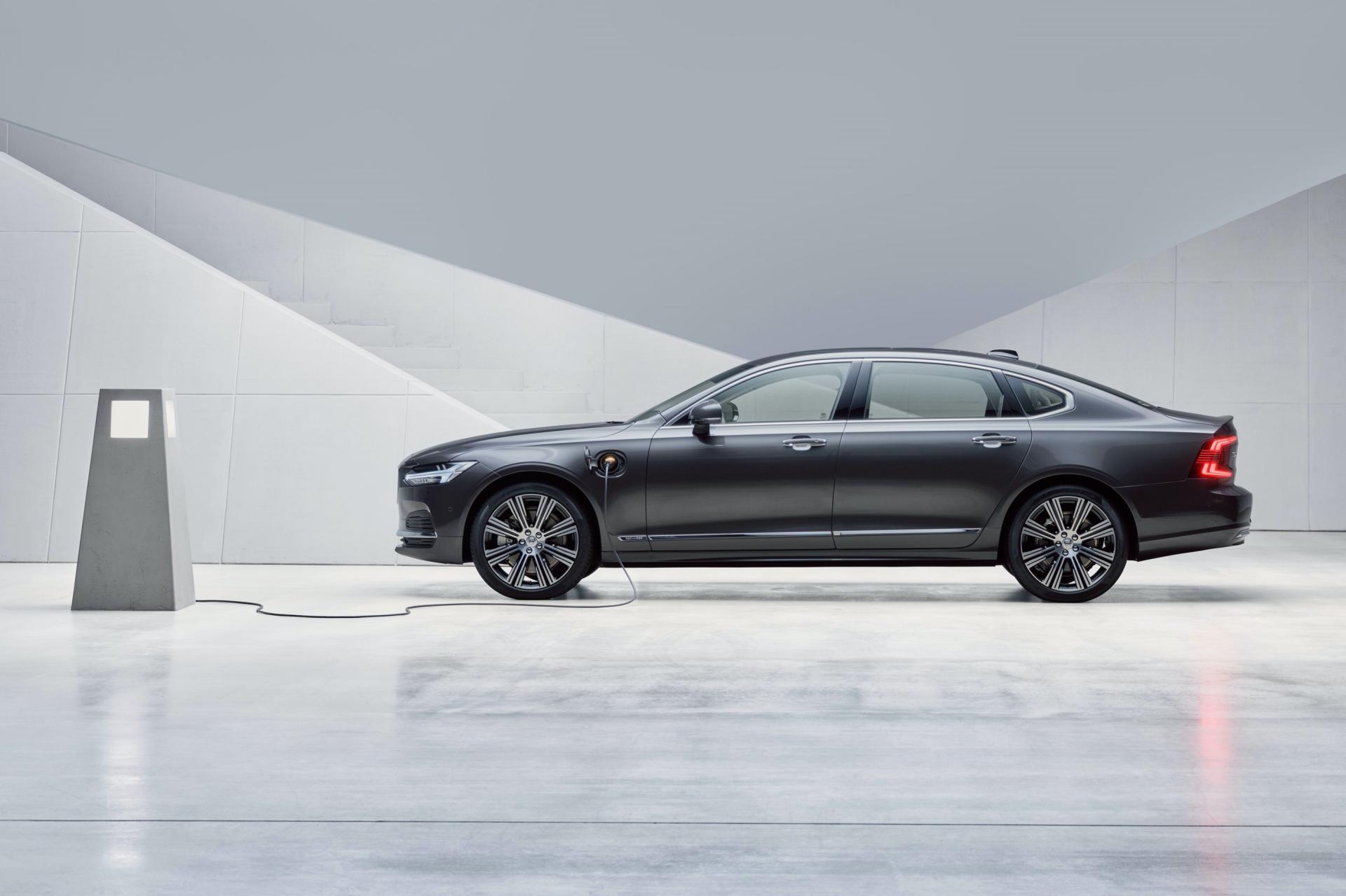 Volvo S90 2020 Recharge