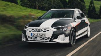 Audi S3 Protótipo 2020