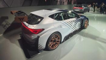 CUPRA e-Racer 2020
