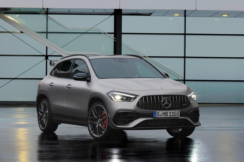 2020 Mercedes-AMG GLA 45 S