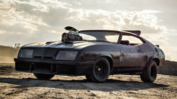 Interceptor, Mad Max, Ford Falcon XB GT