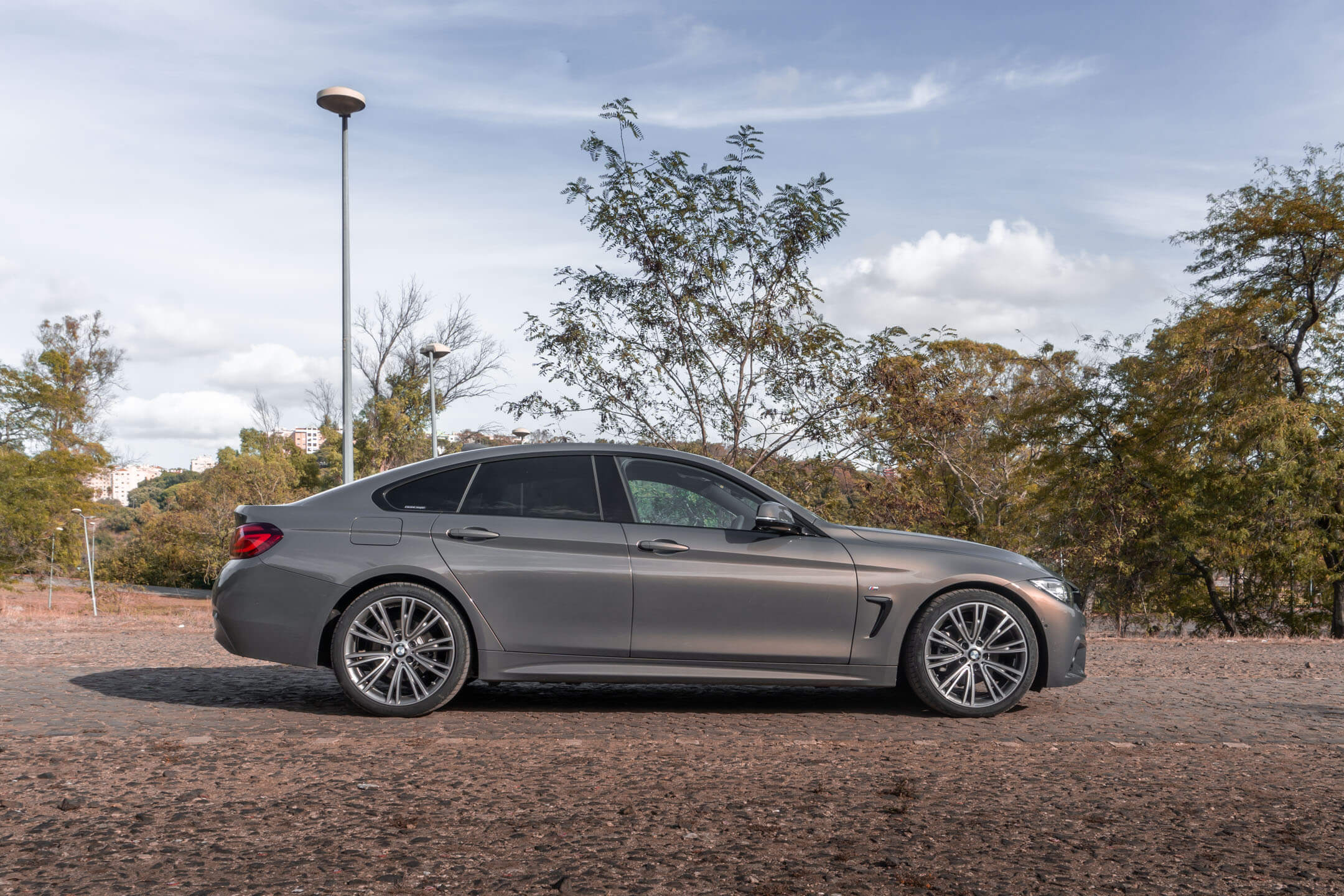 BMW 420d Gran Coupe