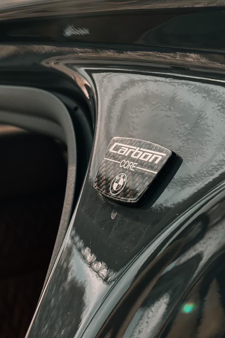 BMW Série 7 Carbon Core