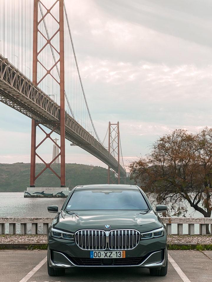 BMW 745e iPerfomance