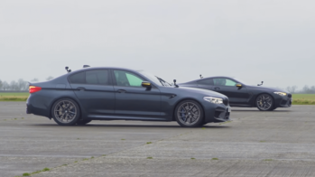 BMW M8 Competition vs M5 Competition